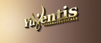 Pharma-logo-design-gold